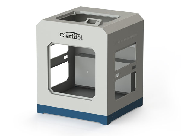 CreatBot D600 All Metal Chassis