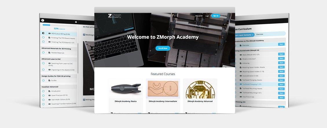 ZMorph Academy
