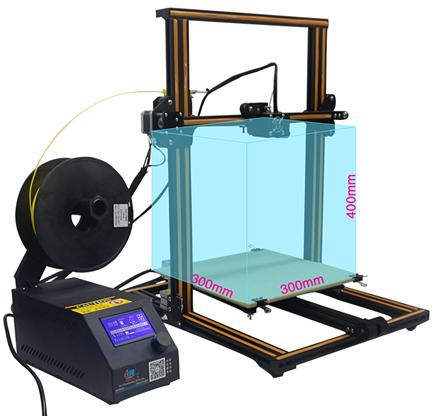 Creality3D CR-10S Large build size 3d Printer