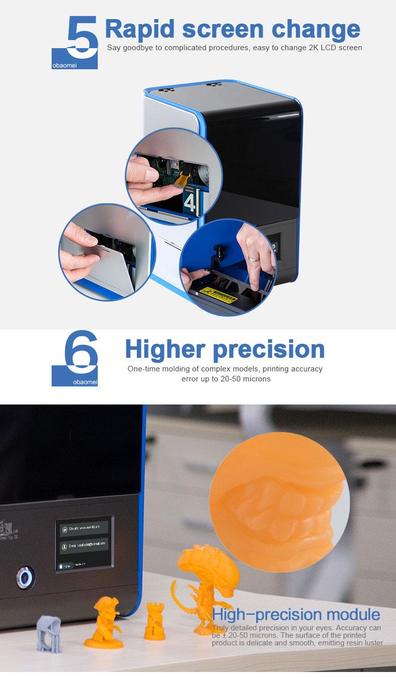 Creality LD-001 – DLP 3D printer