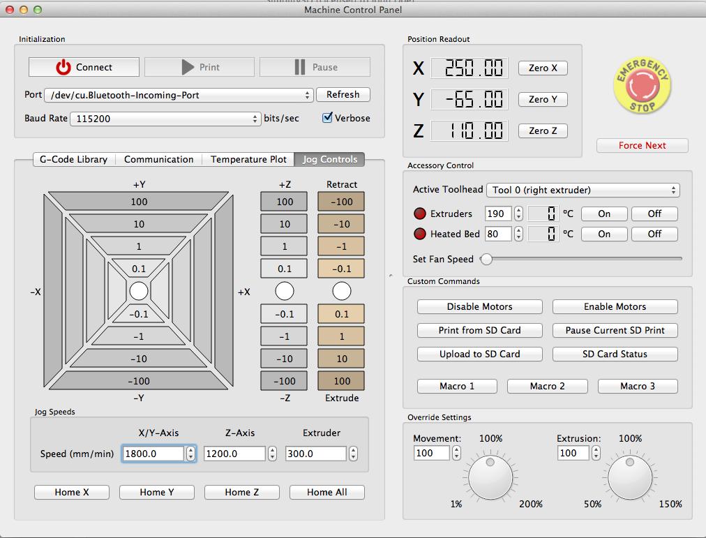 Simplify3d 3d Print Software 3d Printers Software