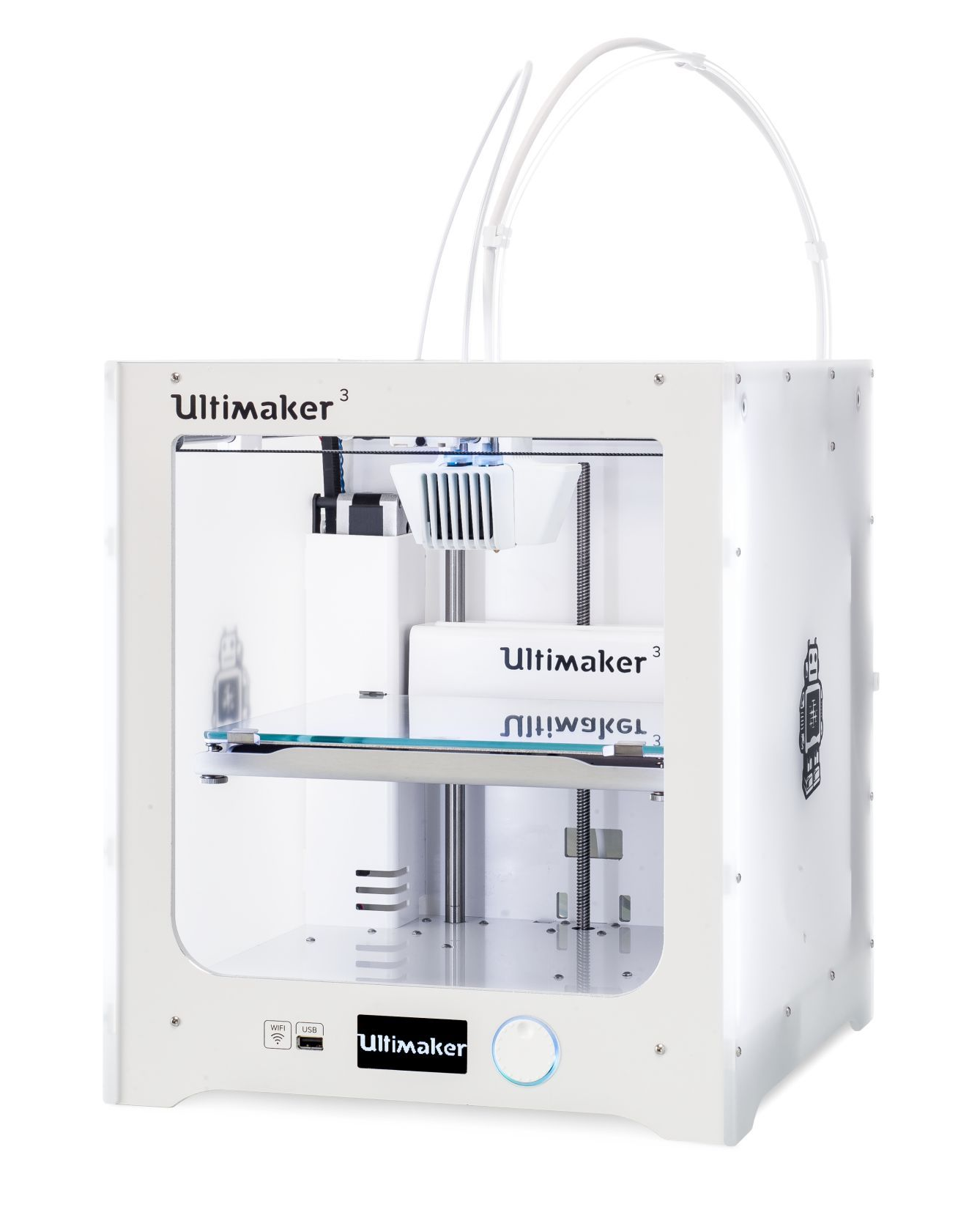how to add unlisted material to ultimaker 3